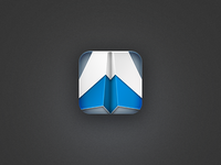 Sparrow icon for iPhone
