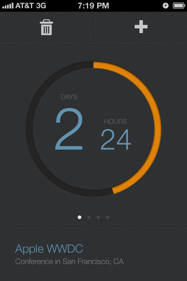 how can i make an animated timer stack overflow